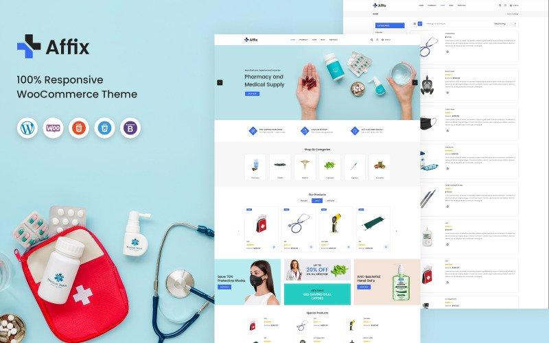 Affix - Medical WooCommerce Template